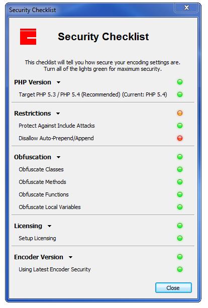 security_checklist_open