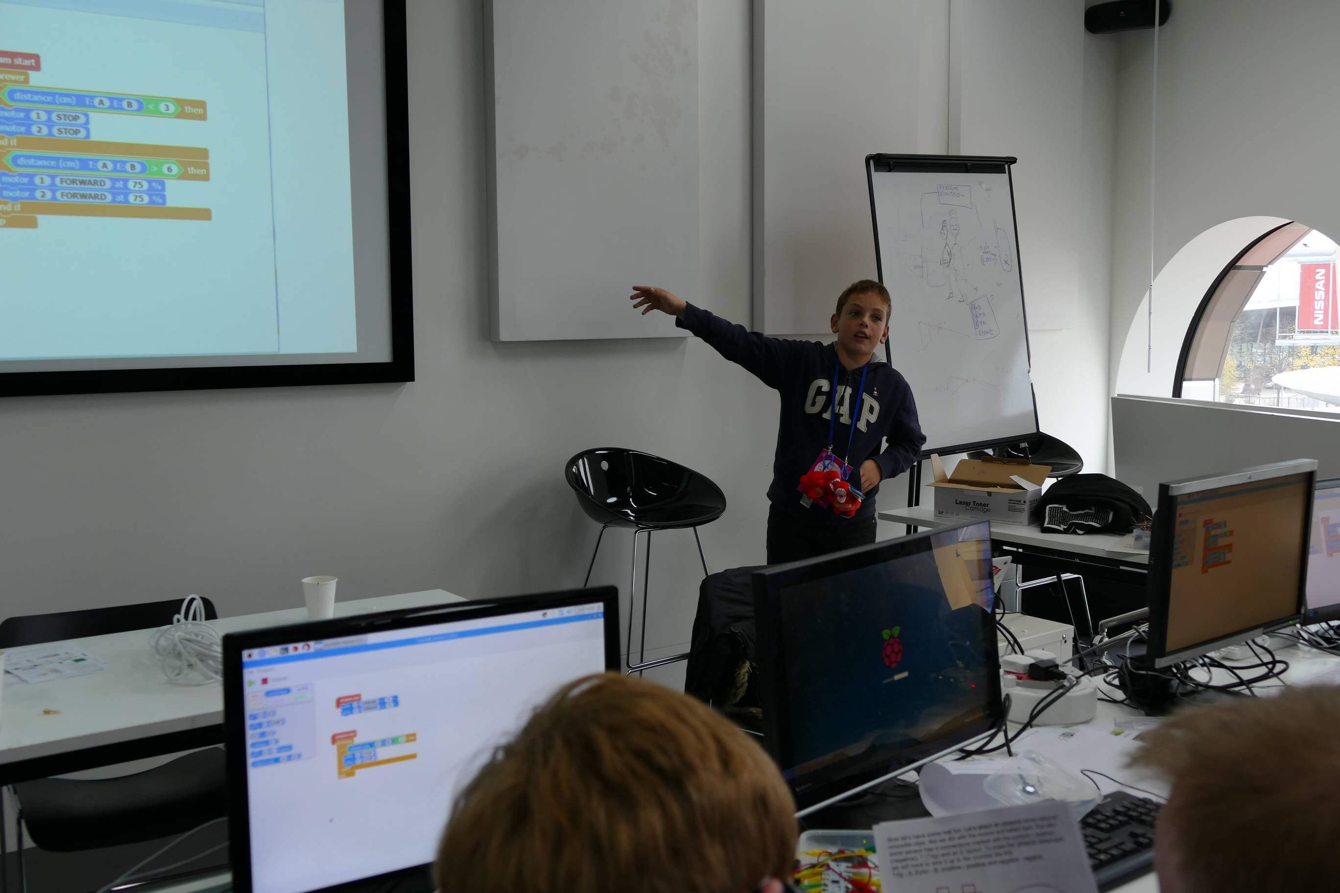Femi MozFest Presenting