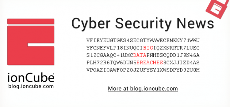 Weekly Cyber Security News 11/08/2017