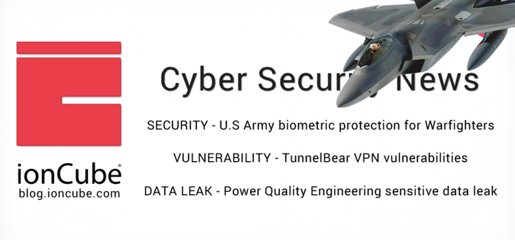 Weekly Cyber Security News 18/08/2017