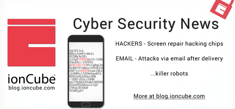 Weekly Cyber Security News 25/08/2017