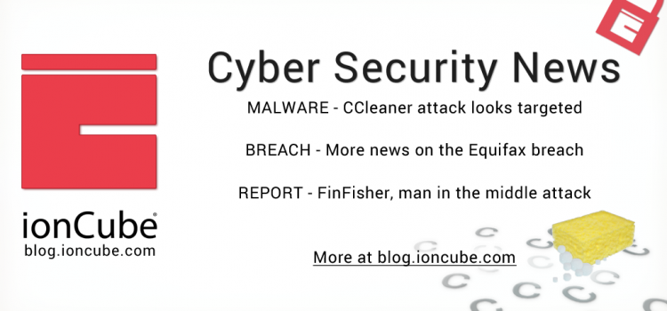 Weekly Cyber Security News 22/09/2017