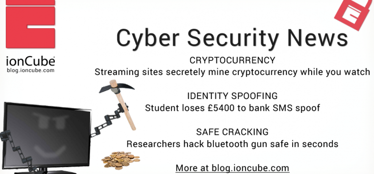 Weekly Cyber Security News 15/12/2017