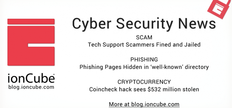 Weekly Cyber Security News 02/02/2018