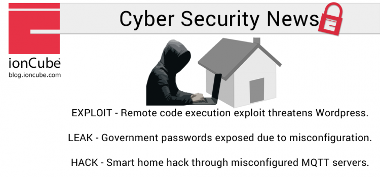 Weekly Cyber Security News 24/08/2018