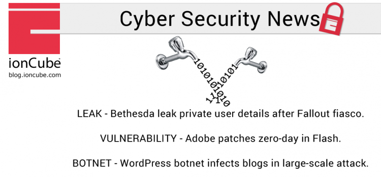Weekly Cyber Security News 07/12/2018